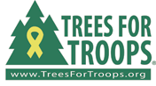 Proud Sponsor of Trees for Troops